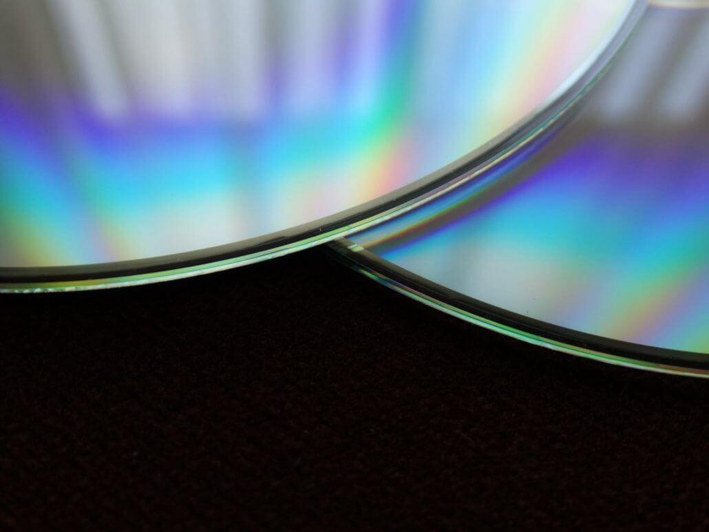 שכפול cd ו-dvd